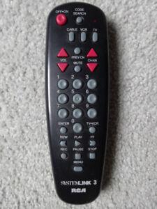 Télécommande universelle RCA