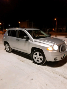 2007 Jeep Compass 4WD