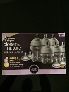 Tommee Tippee Anti-Colic Starter Set bottles