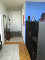 studio lease transfer, all furnitures are for sale