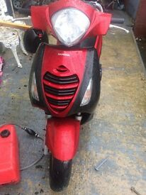Honda ps 125 no more messers please