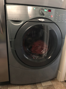 For Sale: Whirlpool Front Load Washer and Dryer