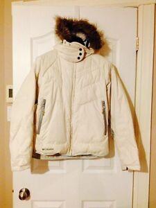 Manteau ski colombia titanium