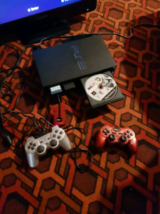 playstation 2 phat softmod avec 60gb