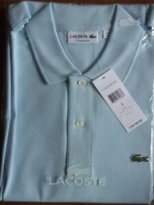 Brand New Genuine Lacoste Classic Fit Polo Shirt, Size Small.