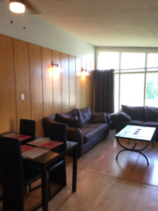 Furnished Duplex between Downtown & Sherwood Park >mid December