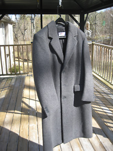 Cashmere Dress Coat