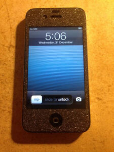 Telus iPhone 5S and 4 16GB no wifi and unlocked iPhone 3GS 16gb