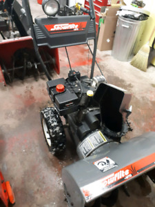 MTD 8.5/26 DUAL STAGE SNOWBLOWER