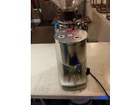 Mazzer Kony grind on demand electric coffee grinder