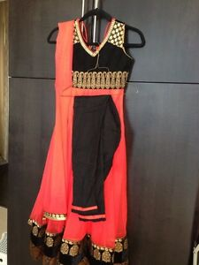 Extra fancy... Highly decorated Indian wedding/ceremony dresses! Cambridge Kitchener Area image 4