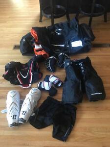 Full set of Hockey Equipment