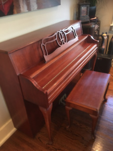 1999 Yamaha M500 QA Piano - hardly used Price Firm.