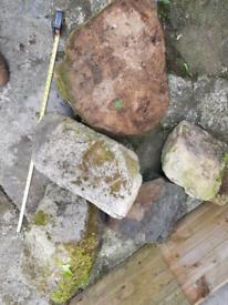 Large Stone Rocks/Boulders