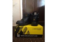 Safety Boots Steeltoe / Size 9.5