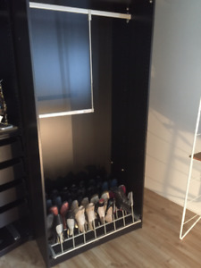 IKEA PAX wardrobes must sell - Over $400 each new only $125 each