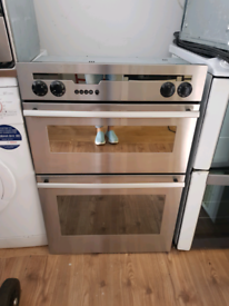 Neff U1451N0GB double electric oven built in 60cm