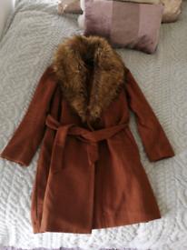 Ladies coat size 12.