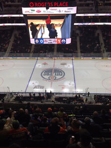 Oilers - Three Seats - Below Face Value Strathcona County Edmonton Area image 2
