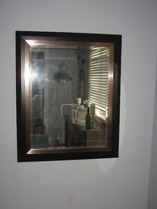 BEAUTIFUL MIRROR--LIVING ROOM, DINING ROOM, HALLWAY