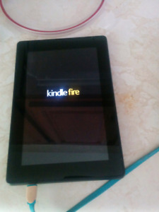 Kindle Fire HD 3rd gen