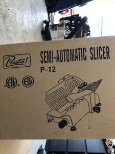 Semi-Automatic Slicer