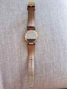 Michael Kors Leather Watch West Island Greater Montréal image 2