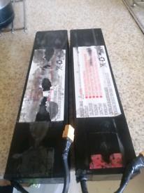 Kugoo s1 to batterys £240 new