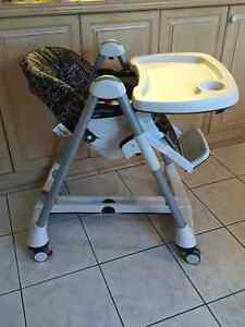 Peg Perego High Chair West Island Greater Montréal image 3