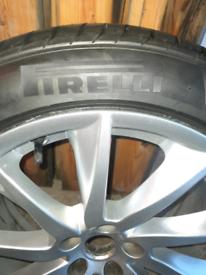 Pirelli 245 45 18 tyre