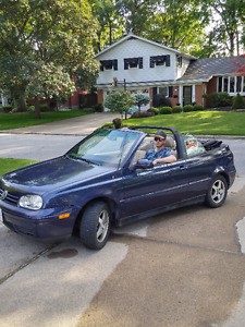 1999 Volkswagen Cabrio GLS Coupe (2 door)