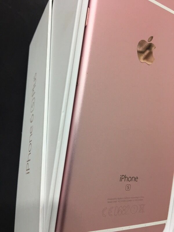 Iphone 6S Plus 16GB Rose Gold with 7 months apple warrantyin Bradford, West YorkshireGumtree - Iphone 6S Plus 16GB Rose Gold, boxedVodaphone Network , 7 months Apple Warranty Comes with accessories Buy from Mobile World BD9 4RJ