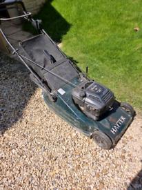 Hayter harrier 48 lawn mower- drive problem