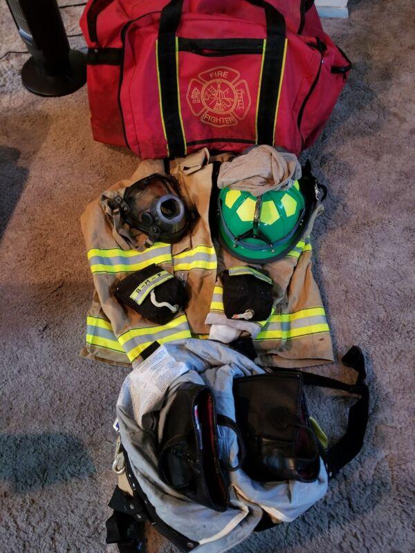 fireman turnout gear