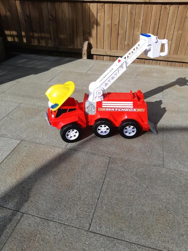 Matchbox Fire Engine Truck Toy  | in Stowmarket, Suffolk | Gumtree