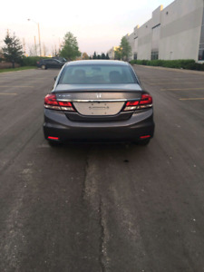 2013 HONDA CIVIC FOR SALE CERTIFIED