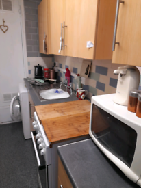 1 bed gff with garden
