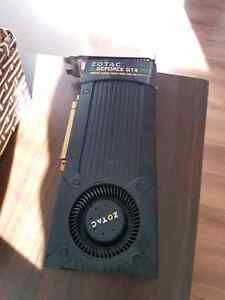 GeForce Zotac GTX 760 Graphics Card