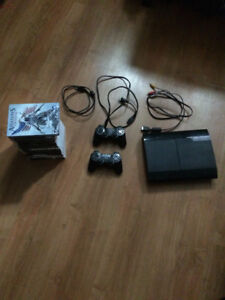 PS3 500Gb + 15 Games + 2 controllers