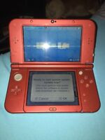Nintendo 3ds xl with Pokemon alpha sapphire