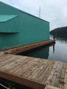 60Ft Moorage Slip in Nanaimo