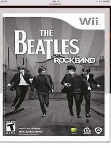 "Looking for a copy of ""The Beatles rockband"" for Wii"