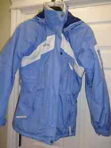Womens Columbia Winter's Jacket