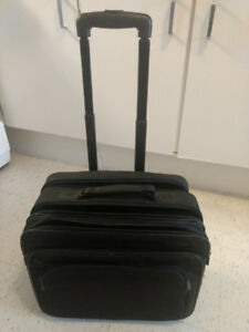 Stebco Office Travel Bag- for Laptop and Files- Unused