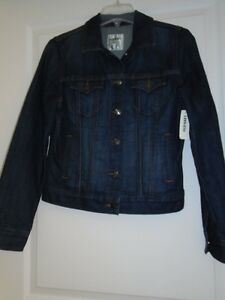 New With Tag Women's Jean Denim Jacket