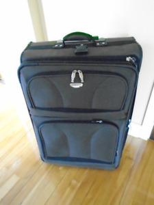 valise de voyage Samsonite, American , sac dos Adidas /oakley