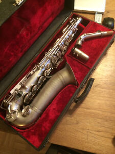1930's Classic Collectible French Saxophone