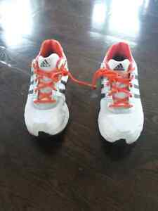 Adidas size 9 running shoes