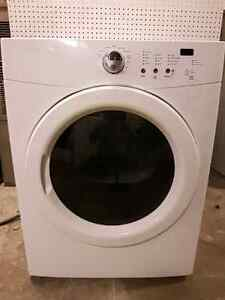 Frigidaire affinity dryer white electric