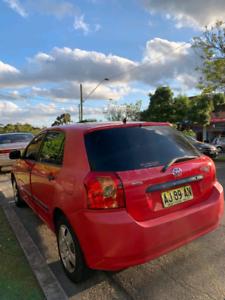 Wanted: Toyota Corolla 2006